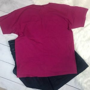 615461b3 Esprit Tops | Vintage Tee Shirt Womens Pink Retro 80s | Poshmark